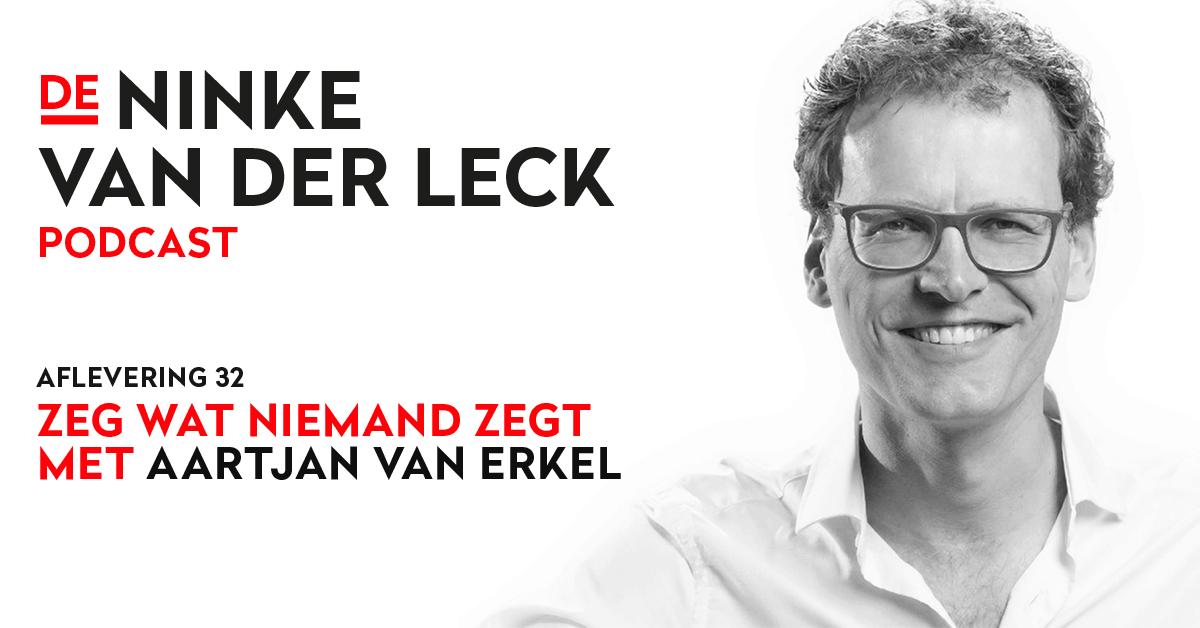 Ninke van der Leck podcast - interview met Aartjan van Erkel