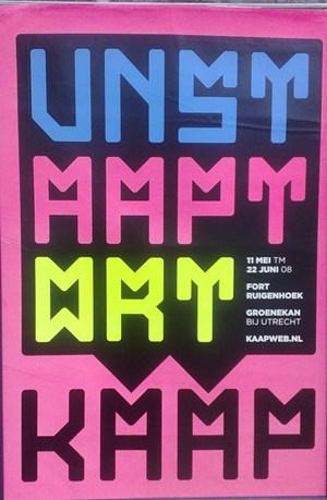 Affiche festival De kaap