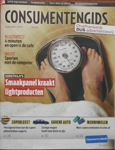 Consumentengids - Onafhankelijk DUS advertentievrij