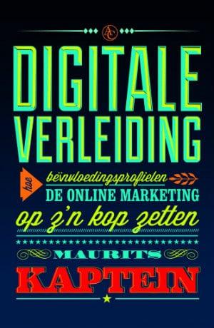 Digitale verleiding - boek Maurits Kaptein