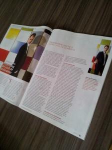 Interview met Aartjan van Erkel in Managementboek Magazine