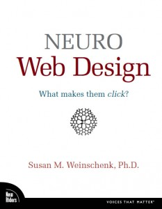 Neuro Web Design - Susan Weinschenck