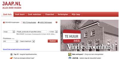 Jaap.nl: foto's met sterke relatie met inhoud